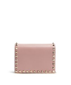 Valentino | Rockstud Leather Shoulder Bag