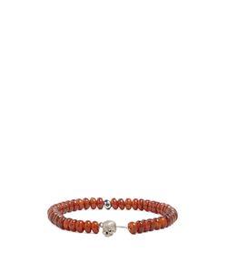 LUIS MORAIS | Bead And Skull Bracelet