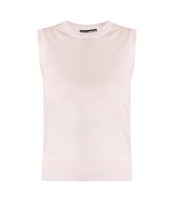 Dolce & Gabbana | Round-Neck Sleeveless Top