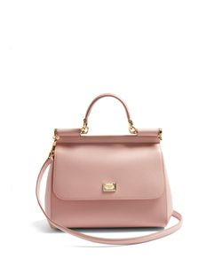 Dolce & Gabbana | Sicily Small Leather Bag