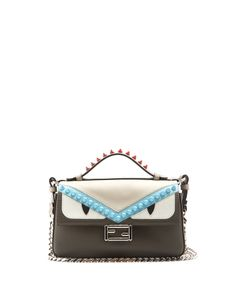 Fendi | Double Micro Baguette Cross-Body Bag