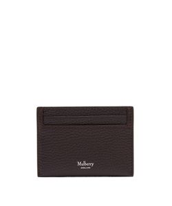 Mulberry | Grained-Leather Cardholder