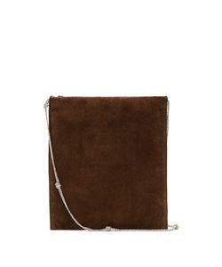 The Row | Medicine Large Suede Shoulder Bag