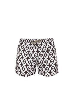 ÒKUN | Adinkra Boa-Print Swim Shorts