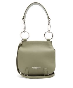 Burberry | Bridle Deerskin Cross-Body Bag