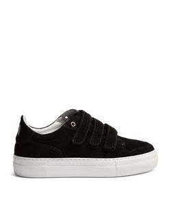 Ami | Low-Top Suede Trainers