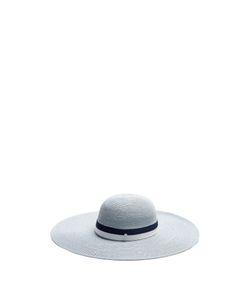 Maison Michel   Blanche Hemp-Straw Hat