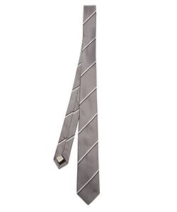 Burberry | Stanfield Striped Silk Tie