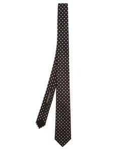 Alexander McQueen | Polka-Dot Silk Tie