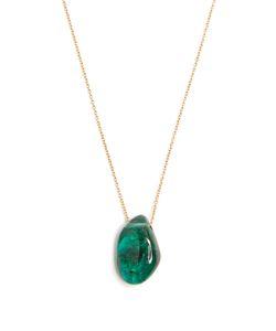 JADE JAGGER | Emerald Necklace