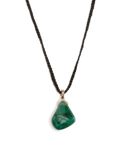 JADE JAGGER | Diamond Emerald Choker