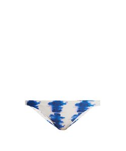 BIONDI | Riviera Abstract-Print Bikini Briefs