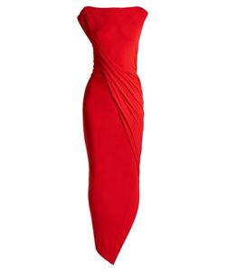 Vivienne Westwood Anglomania | Vian Draped-Front Jersey Dress