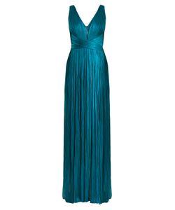 Maria Lucia Hohan   Celeste V-Neck Silk-Tulle Gown
