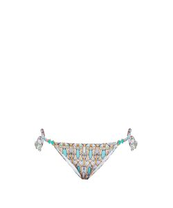 BIONDI | Mirage Tie-Side Bikini Briefs
