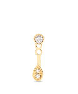 ANISSA KERMICHE   Diamond Earring