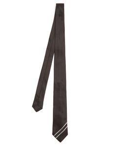 Givenchy | Logo-Embroidered Silk-Twill Tie
