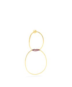 Delfina Delettrez | Ruby Single Earring