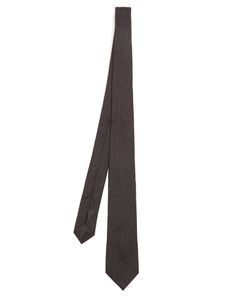 Givenchy | Star-Embroidered Silk-Twill Tie