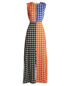 Diane Von Furstenberg | Contrasting Cossier-Print Stretch-Silk Dress