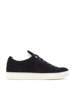 Lanvin | Suede Low-Top Trainers