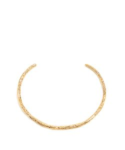 LUCY FOLK | Dough Plated Choker