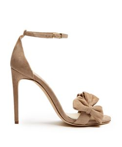 OLGANA PARIS | Delicate Candice Suede Sandals