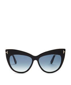 Tom Ford Eyewear | Nika Cat-Eye Sunglasses
