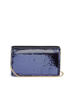 Diane Von Furstenberg | Soiree Sequin-Embellished Cross-Body Bag