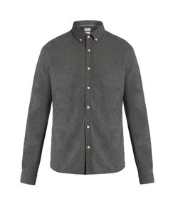 Brunello Cucinelli | Leisure-Fit Cotton Shirt