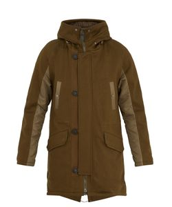 Yves Salomon | Hooded Shearling-Trimmed Parka