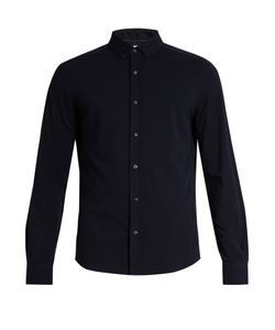 Brunello Cucinelli | Leisure-Fit Cotton-Piqué Shirt