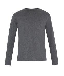 Sunspel | Long-Sleeved Cotton T-Shirt