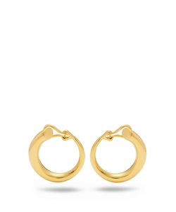 CHARLOTTE CHESNAIS | Monie Largeplated Clip-On Earrings