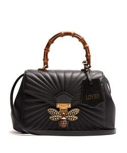 Gucci | Queen Margaret Bamboo-Handle Quilted Tote