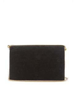 Diane Von Furstenberg | Soirée Double-Strap Leather Cross-Body Bag