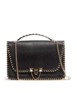 Valentino | Demilune Leather Bag