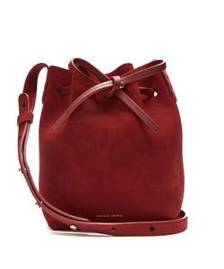 MANSUR GAVRIEL | Mini Mini Suede Bucket Bag