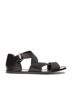 LEMAIRE | Buckle-Fastening Leather Sandals