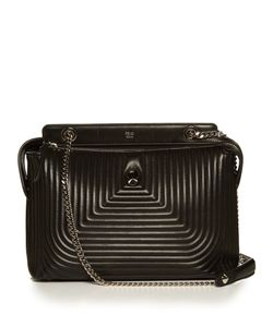 Fendi | Dotcom Quilted-Leather Bag
