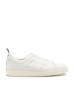 Golden Goose | Stater Low-Top Leather Trainers