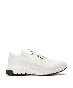 Neil Barrett | Urban Low-Top Leather Trainers