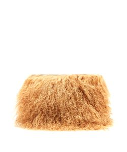 BROTHER VELLIES | Wallflower Mongolian-Fur Pouch