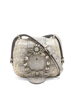 Miu Miu | Dahlia Embellished Cross-Body Bag