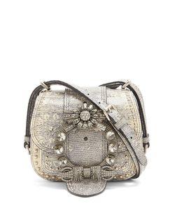 Miu Miu | Dahlia Embellished Cross-Body Bag