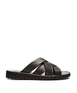 Dolce & Gabbana | Multi-Strap Leather Sandals