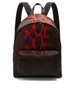 Givenchy | Python-Print Backpack