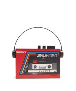 Sarah's Bag | Walkman Box Clutch