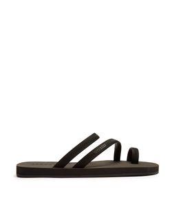 DANWARD | Asymmetric Strap Flip Flops