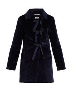SHRIMPS | Helena Faux-Fur Coat